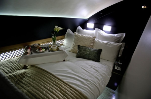 residence etihad first class salon