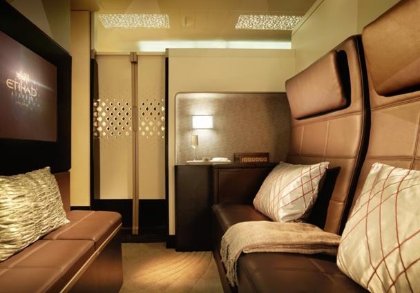 The Residence d'Etihad: un studio 5 étoiles dans l'avion pour 25 000 dollars