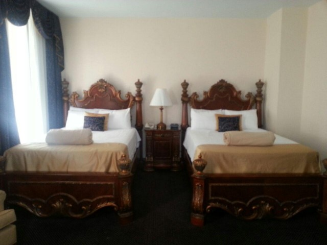 floridan palace hotel tampa floride chambre