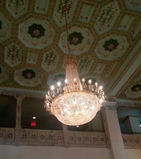 hotel floridan palace tampa floride hall