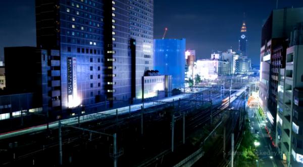 Tokyo en Time-Lapse