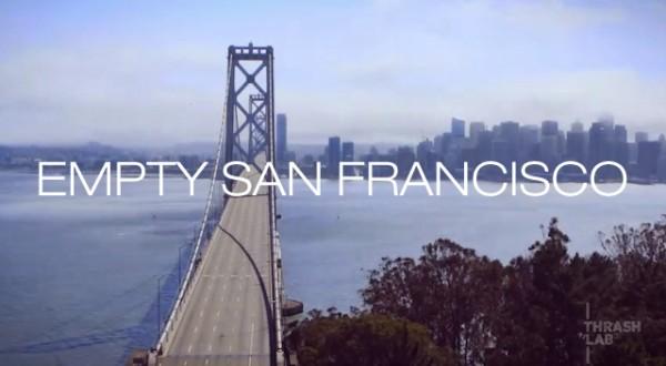Time Lapse: Empty America – San Francisco