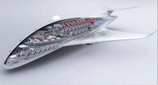 L'avion du Futur, tel que vous le revez
