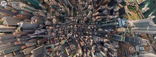 Le monde vu d'en haut – une expérience Unique!