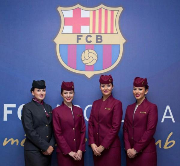 Exclu: Qatar Airways devient sponsor maillot du FC Barcelone pour 170M d'euros