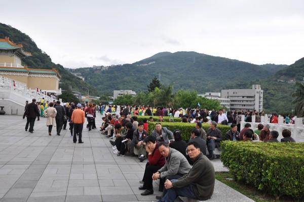 Carnet de voyage: Taiwan – Étape 7: TAIPEI (suite et fin)