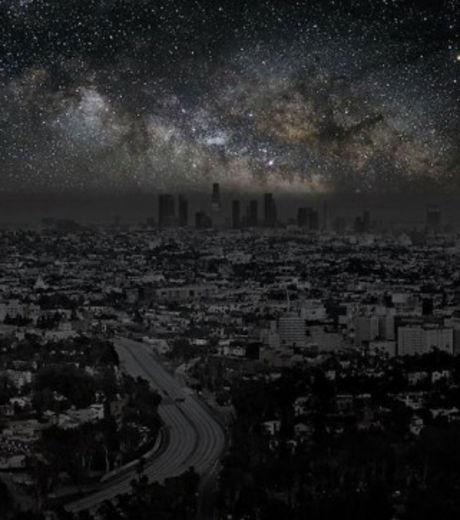Photos: Les plus grandes villes plongées dans le noir