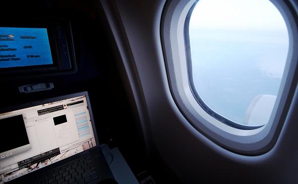 Air France installe le Wifi à bords de ses appareils: oui, mais…