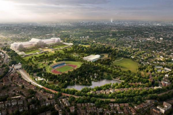 Le Crystal Palace va renaître à Londres!