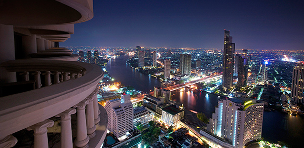Test Hôtel: Le Tower Club at Lebua Bangkok