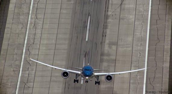 L'incroyable vidéo d'un Boeing 787 Dreamliner qui décolle à la verticale