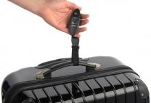 L'outil indispensable pour voyager: le pèse-bagages