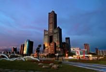 Test hôtel: le 85 Sky Tower Hotel de Kaohsiung
