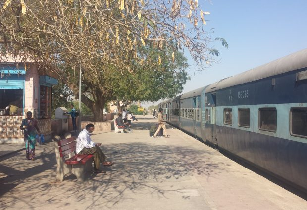 Comment réserver en ligne des billets de train pour l'Inde ?