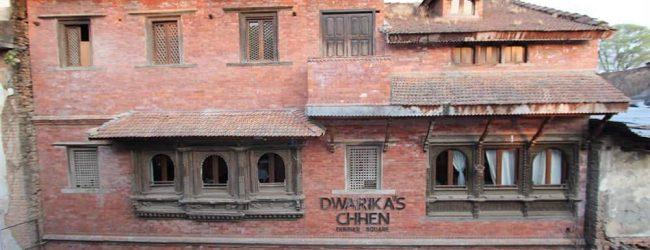 Test hôtel : World Heritage Hotel Kathmandu
